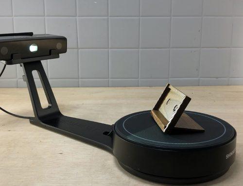 【SHINING 3D EinScan-SE開箱】桌上型3D掃描器Shining EinScan-SE開箱,快速認識3D掃描。