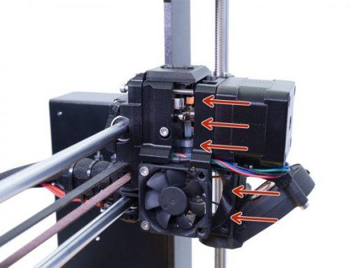 【Prusa 3D列印教學】如何更換MK3S / MK2.5S / MMU2S上的鐵氟龍(PTFE)管